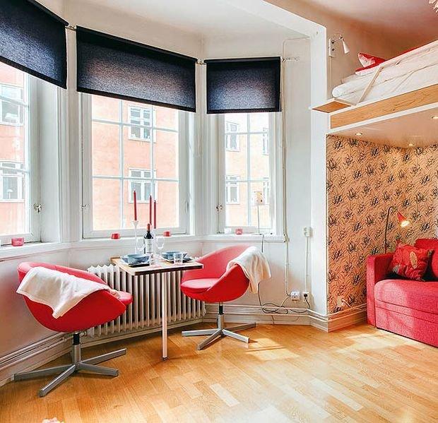 Фотография: Ванная в стиле Прованс и Кантри, Декор интерьера, Малогабаритная квартира, Квартира, Студия – фото на INMYROOM