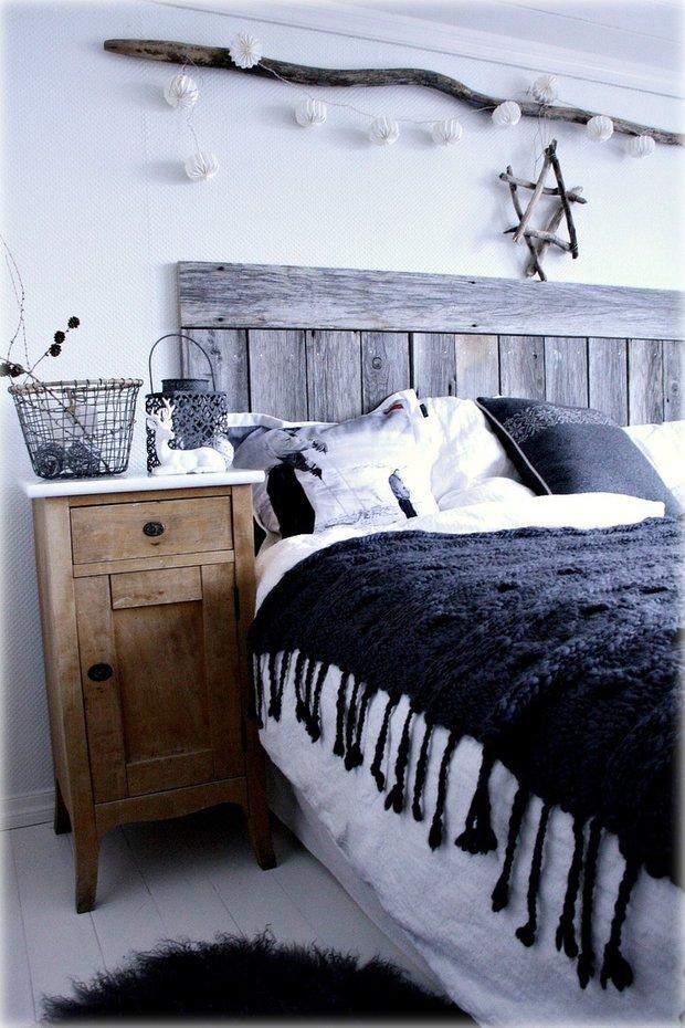 Фотография: Спальня в стиле Скандинавский, Лофт, Декор интерьера, Декор дома – фото на INMYROOM