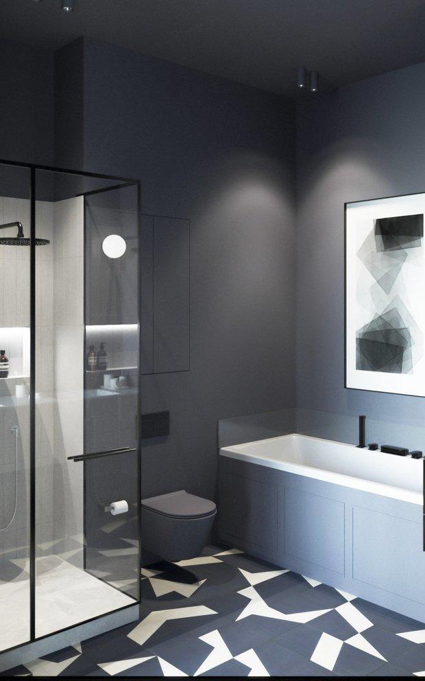 Фотография: Ванная в стиле Современный, Декор интерьера, Советы, OBI, ОБИ, тренды 2020 – фото на INMYROOM