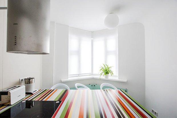 Фотография: Кухня и столовая в стиле Современный, Хай-тек, Интерьер комнат, Elle Decoration – фото на INMYROOM