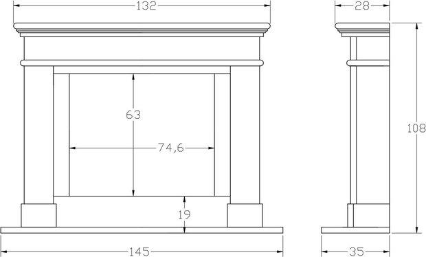 Фотография: Планировки в стиле , Декор интерьера, Камин, фальшкамин в интерьере, как сделать декоративный камин – фото на INMYROOM