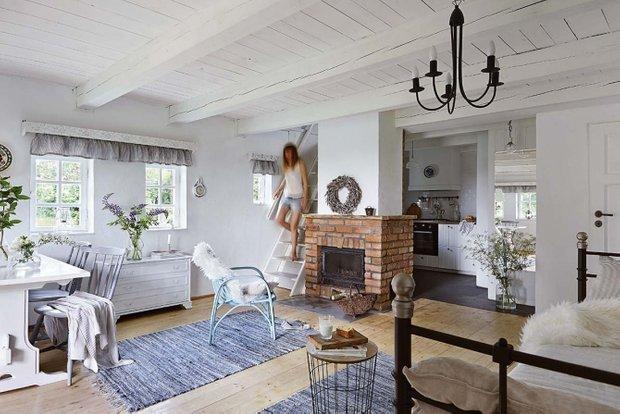 Фотография:  в стиле , Дача, Польша, Дом и дача – фото на INMYROOM