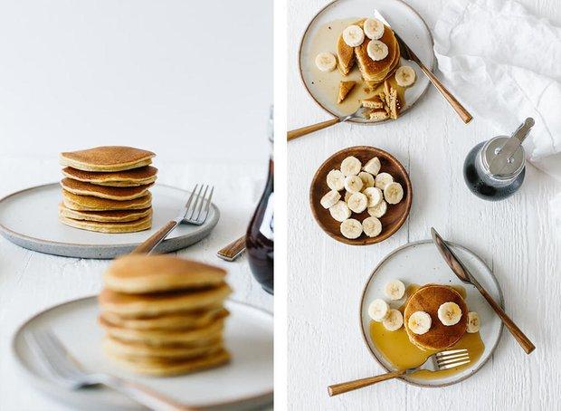 Фотография:  в стиле , Десерт, Здоровое питание, Палео, Жарить, Кулинарные рецепты, Тесто, Легкий завтрак, 15 минут, Американская кухня, Просто, Миндальная мука – фото на INMYROOM