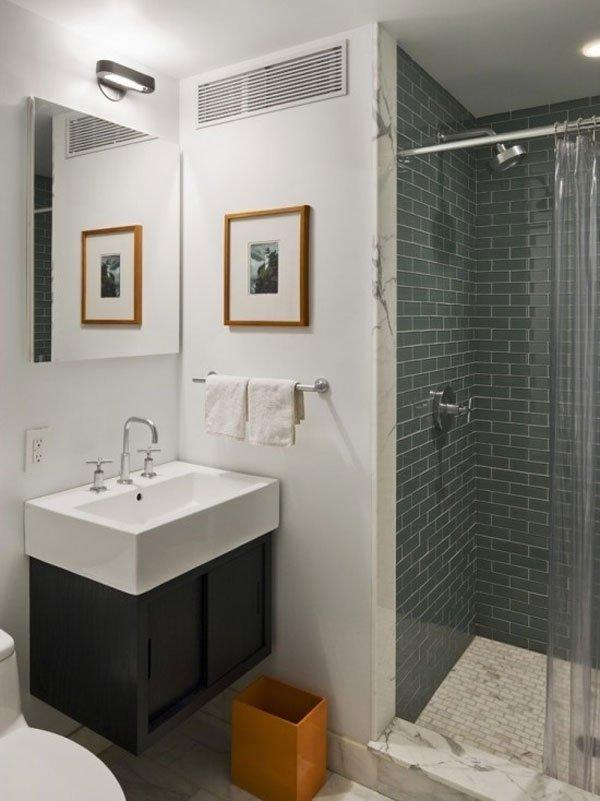 Фотография: Ванная в стиле Современный, Интерьер комнат – фото на INMYROOM