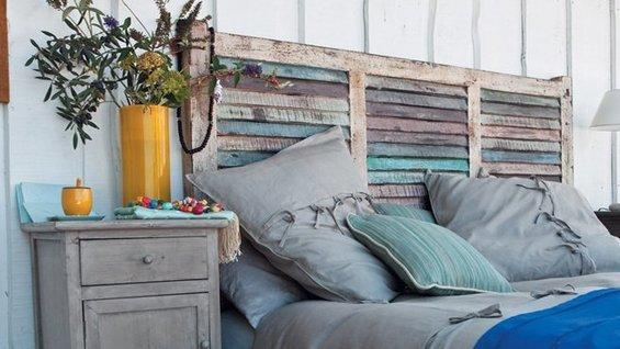 Фотография: Спальня в стиле Прованс и Кантри, Декор интерьера, DIY, Мебель и свет – фото на INMYROOM