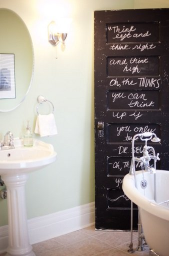 Фотография: Прочее в стиле , Декор интерьера, DIY, Дом, Двери – фото на INMYROOM