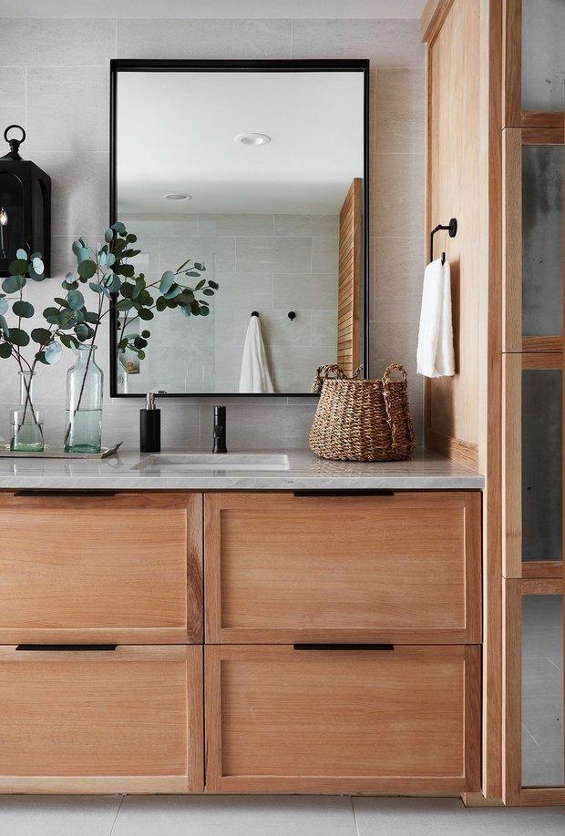 Фотография: Ванная в стиле Современный, Эко, Советы, уборка квартиры, как избавиться от пыли – фото на INMYROOM