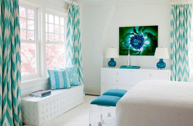 Фотография: Спальня в стиле Скандинавский, Декор интерьера, Дом, Декор дома, Текстиль – фото на INMYROOM