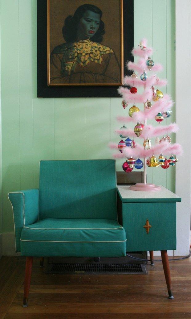 Фотография:  в стиле , Декор интерьера, DIY, Текстиль, Освещение, Декор, Советы, Новый Год – фото на INMYROOM