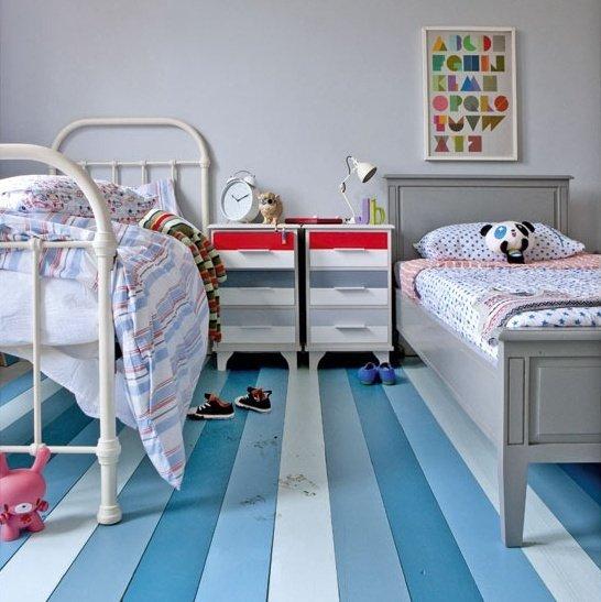 Фотография: Детская в стиле Прованс и Кантри, Декор интерьера, Декор дома, Пол – фото на INMYROOM