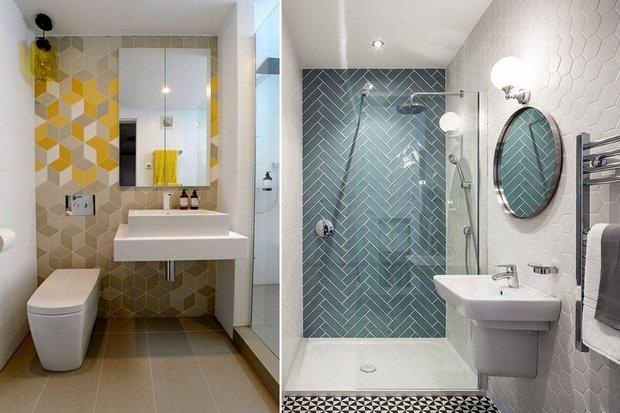 Фотография:  в стиле , Ванная, Советы, тренды в дизайне ванной комнаты 2015 – фото на INMYROOM