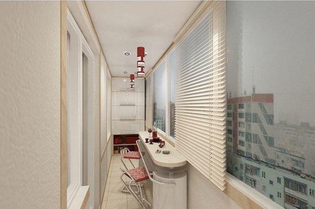 Фотография: Балкон, Терраса в стиле Современный, Малогабаритная квартира, Квартира, Индустрия, События – фото на INMYROOM