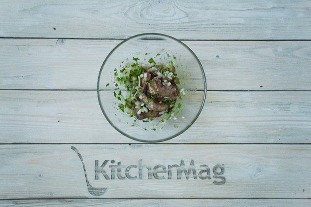 Фотография:  в стиле , Перекусить, Закуска, Жарить, Закуски, Кулинарные рецепты, 45 минут, Пришли гости, Готовит KitchenMag, Европейская кухня, Вкусные рецепты, Домашние рецепты, Пошаговые рецепты, Новые рецепты, Рецепты с фото, Как приготовить вкусно?, Средняя сложность – фото на INMYROOM