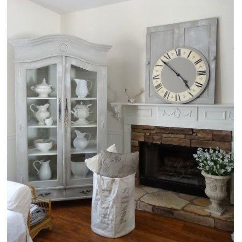 Фотография: Декор в стиле Прованс и Кантри, Современный, Кухня и столовая, Декор интерьера, Часы, Декор дома – фото на INMYROOM