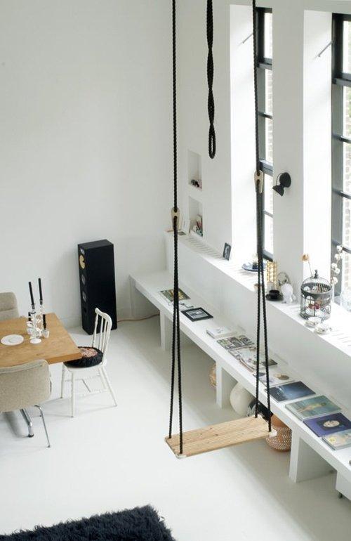 Фотография:  в стиле Скандинавский, Современный, Детская, Интерьер комнат – фото на INMYROOM