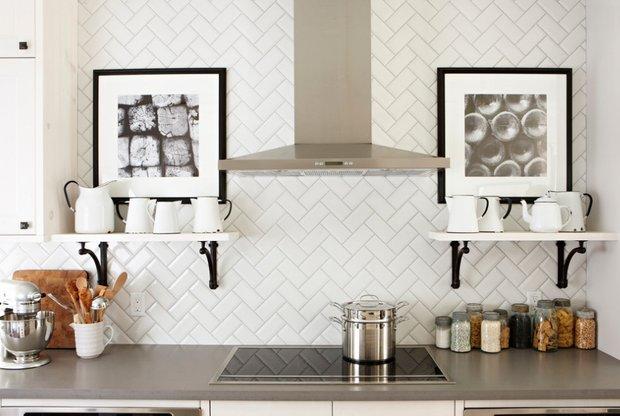 Фотография: Кухня и столовая в стиле Скандинавский, Декор интерьера, Дом, Декор дома, Текстиль – фото на INMYROOM