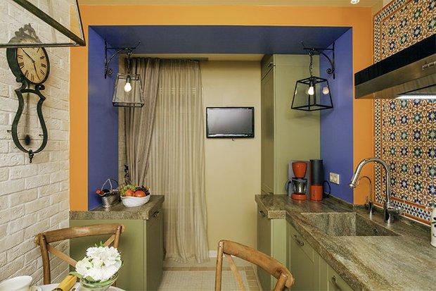 Фотография: Кухня и столовая в стиле Прованс и Кантри, Современный, Декор интерьера, Интерьер комнат – фото на INMYROOM