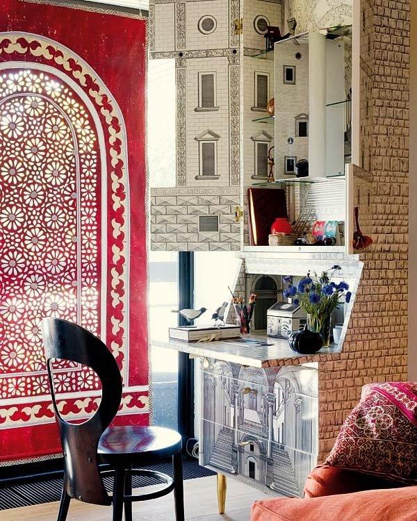 Фотография:  в стиле Классический, Современный, Восточный, Эклектика, Декор интерьера, Дом, Дома и квартиры – фото на INMYROOM