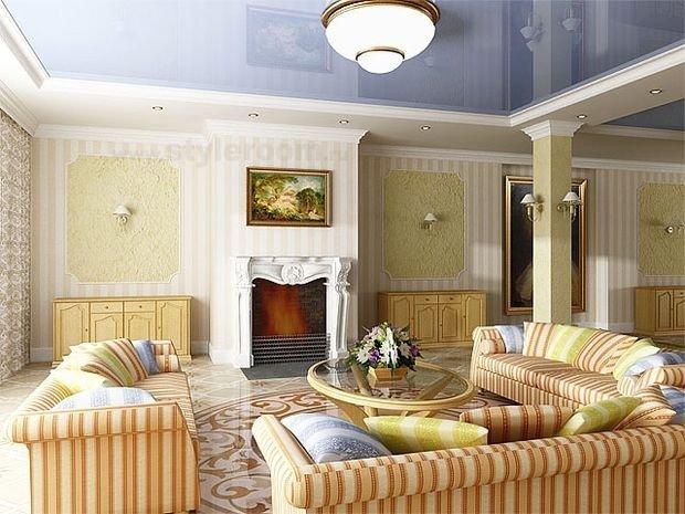 Фотография: Гостиная в стиле , Декор интерьера, Квартира, Дом – фото на INMYROOM