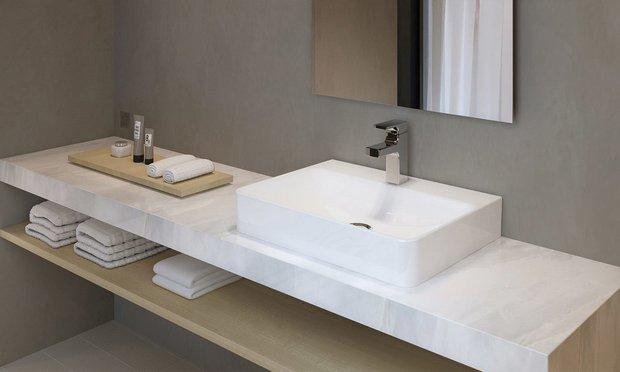 Фотография: Ванная в стиле Минимализм, Гид, Jacob Delafon – фото на INMYROOM