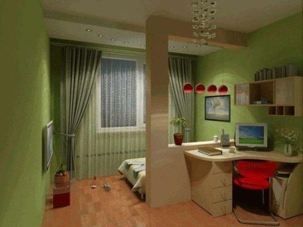 Фотография: Детская в стиле Современный, Спальня, Интерьер комнат – фото на INMYROOM