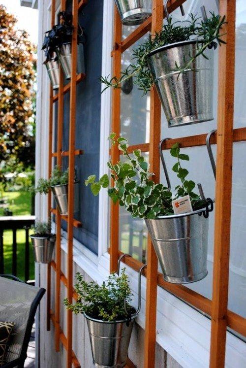 Фотография: Флористика в стиле , Балкон, Декор интерьера, Дом, Декор дома – фото на INMYROOM