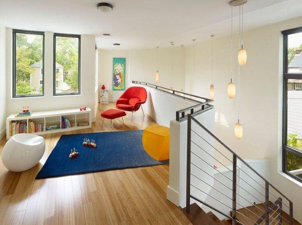 Фотография: Детская в стиле Современный, Квартира, Дом, Советы, Ремонт на практике, Строительные материалы – фото на INMYROOM