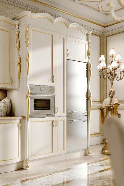 Фотография: Кухня и столовая в стиле Классический, Современный, Декор интерьера, Аксессуары, Декор, Мебель и свет, итальянская классика, интерьер в стиле итальянская классика – фото на INMYROOM