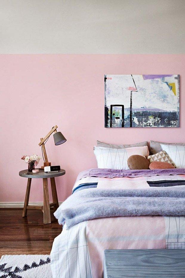 Фотография: Спальня в стиле Лофт, Декор интерьера, Дизайн интерьера, Цвет в интерьере – фото на INMYROOM