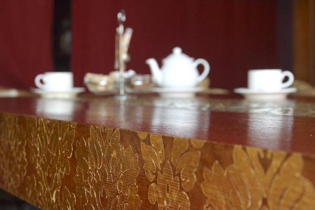 Фотография: Декор в стиле Современный, Декор интерьера, Мебель и свет, Мозаика, Декоративная штукатурка, Альтокка – фото на INMYROOM