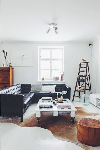 Фотография: Гостиная в стиле Скандинавский, Декор интерьера, Дом, Хранение, Декор, Декор дома – фото на INMYROOM