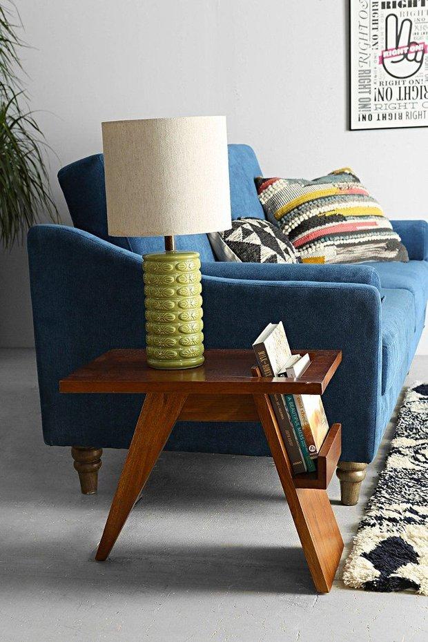 Фотография: Мебель и свет в стиле Скандинавский, Квартира, Дома и квартиры, Перепланировка – фото на INMYROOM