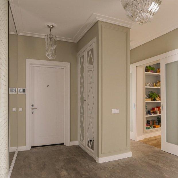 Фотография: Прихожая в стиле Классический, Современный, Квартира, Гид – фото на INMYROOM