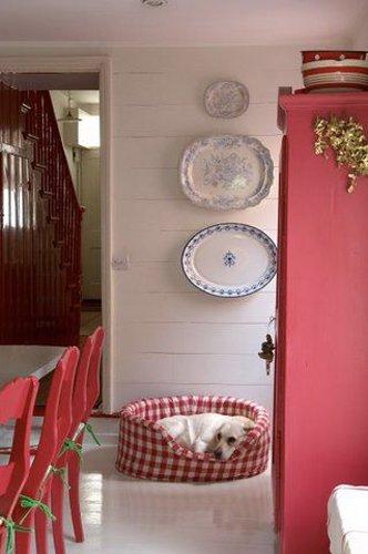 Фотография:  в стиле , Скандинавский, Декор интерьера, Дизайн интерьера, Цвет в интерьере – фото на INMYROOM