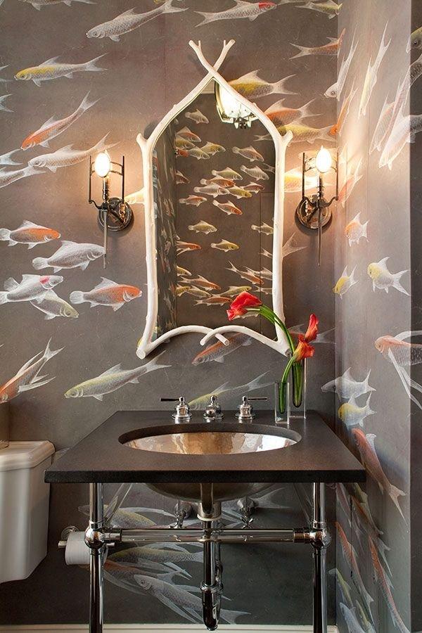 Фотография: Ванная в стиле Восточный, Декор интерьера, Декор дома – фото на INMYROOM