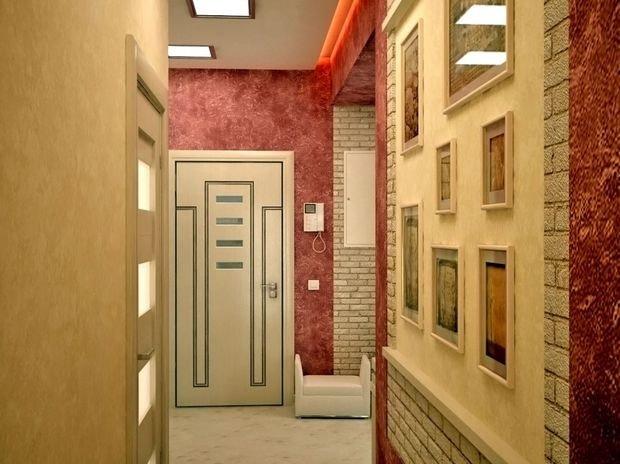 Фотография: Кухня и столовая в стиле Современный, Прихожая, Декор интерьера, Малогабаритная квартира, Квартира, Дом – фото на INMYROOM