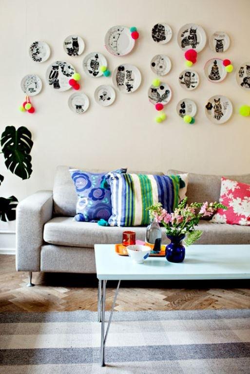 Фотография: Гостиная в стиле Прованс и Кантри, Современный, Декор интерьера, Декор дома – фото на INMYROOM