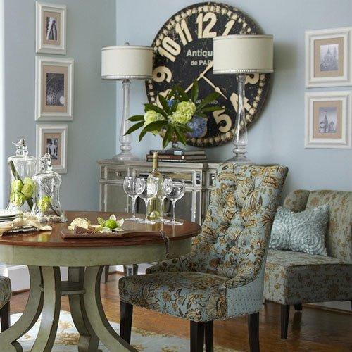 Фотография: Кухня и столовая в стиле Прованс и Кантри, Классический, Современный, Декор интерьера, Часы, Декор дома – фото на INMYROOM