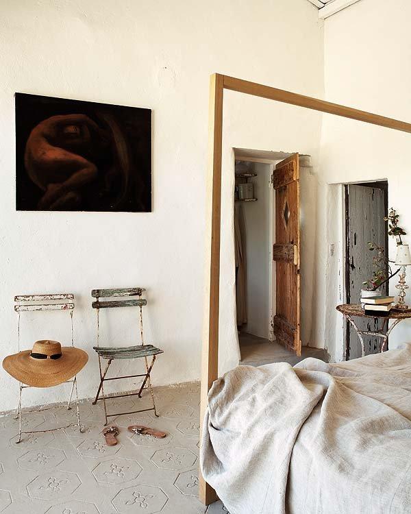 Фотография: Спальня в стиле Прованс и Кантри, Современный, Декор интерьера, Дом, Дома и квартиры, Прованс, Шебби-шик – фото на INMYROOM