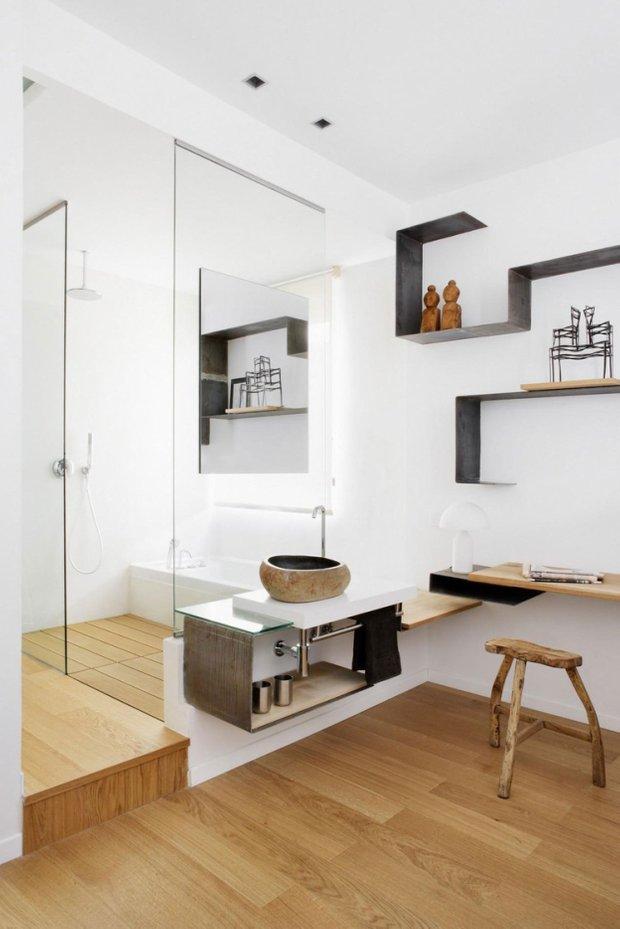 Фотография: Декор в стиле Лофт, Современный, Эклектика, Квартира, Дома и квартиры, Минимализм – фото на INMYROOM