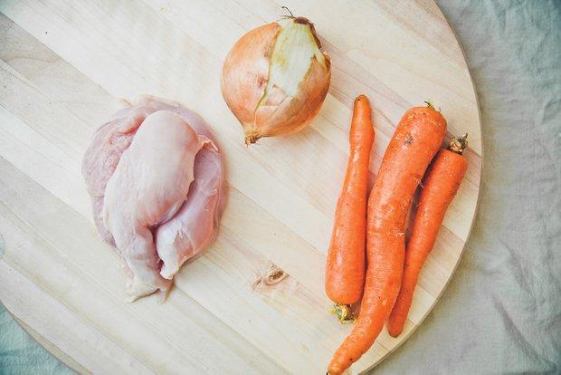 Фотография:  в стиле , Обед, Ужин, Основное блюдо, Мясо, Птица, Восточная кухня, Кулинарные рецепты, Варить, 1 час, Пришли гости – фото на INMYROOM