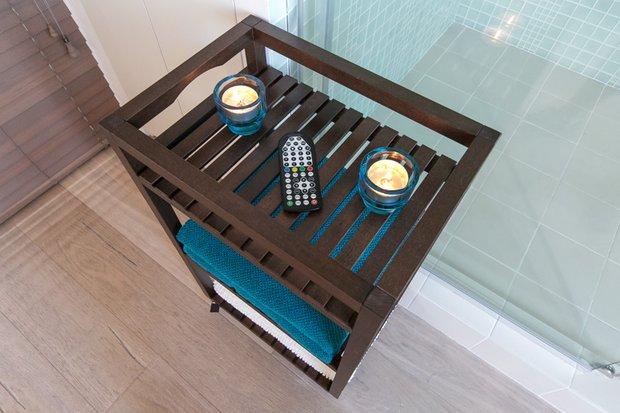 Фотография: Мебель и свет в стиле Современный, Интерьер комнат, Дача, Дачный ответ, Мансарда – фото на INMYROOM