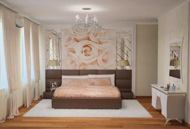 Фотография: Спальня в стиле Классический, Квартира, Дом, Планировки, Советы, Перепланировка – фото на INMYROOM
