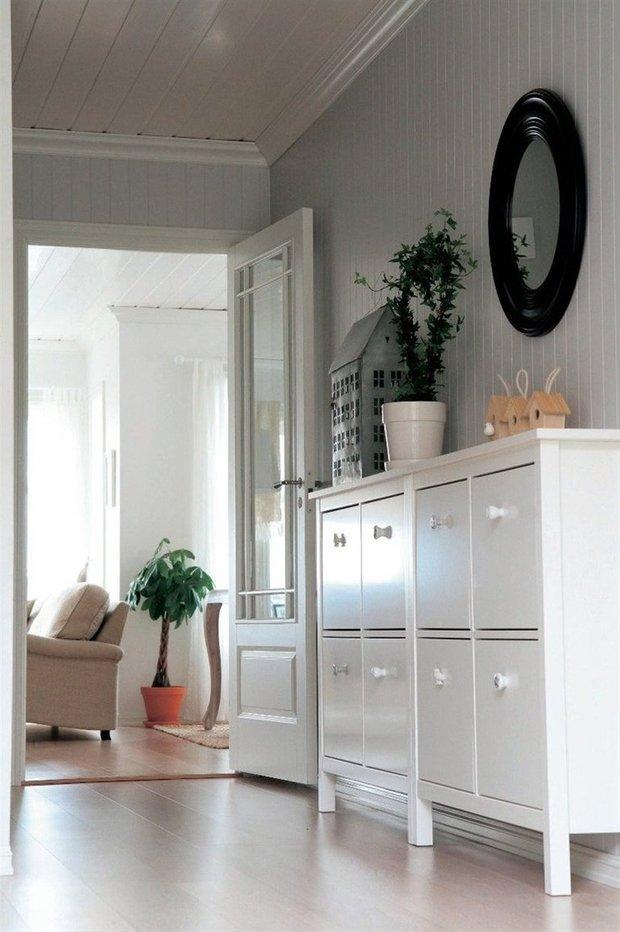 Фотография: Декор в стиле Современный, Прихожая, Интерьер комнат – фото на INMYROOM