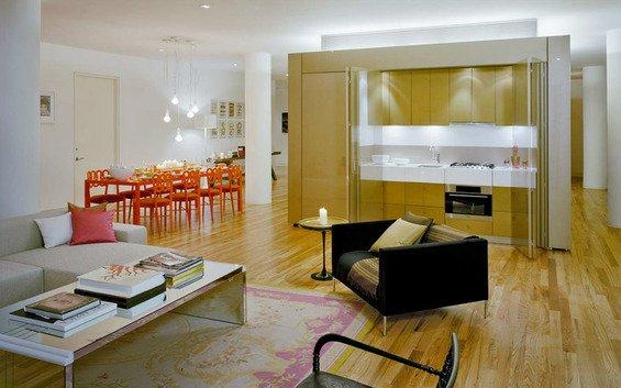 Фотография: Гостиная в стиле Современный, Индустрия, Люди – фото на INMYROOM