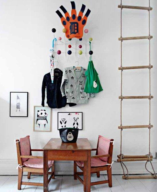Фотография: Декор в стиле Скандинавский, Современный, Детская, Интерьер комнат – фото на INMYROOM