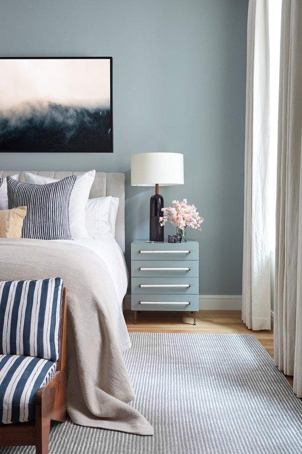 Фотография: Спальня в стиле Современный, Советы, Ремонт на практике, Виктория Пашинская – фото на INMYROOM
