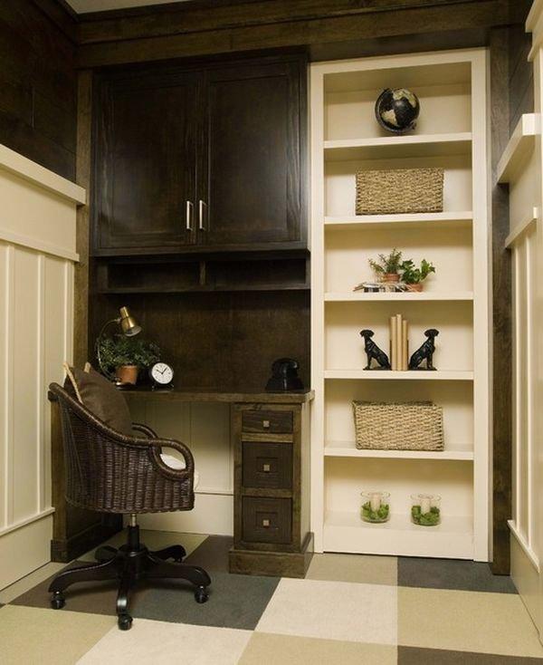 Фотография: Офис в стиле Прованс и Кантри, Классический, Современный, Декор интерьера, Квартира, Мебель и свет, Кресло – фото на INMYROOM