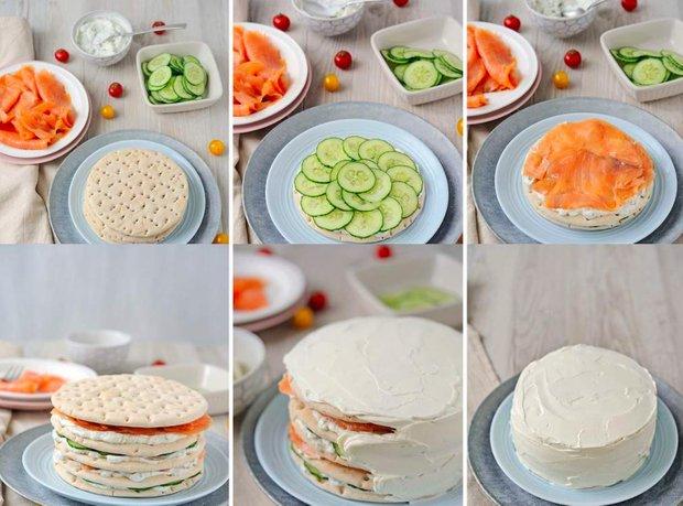 Фотография:  в стиле , Обед, Ужин, Перекусить, Закуска, Здоровое питание, Сырым, Закуски, Средиземноморская кухня, Кулинарные рецепты, 30 минут, Пришли гости, Хлеб, Вкусные рецепты, Простые рецепты, Домашние рецепты, Новые рецепты, Как приготовить быстро?, Как приготовить вкусно?, Просто, Семга, Сливочный сыр – фото на INMYROOM