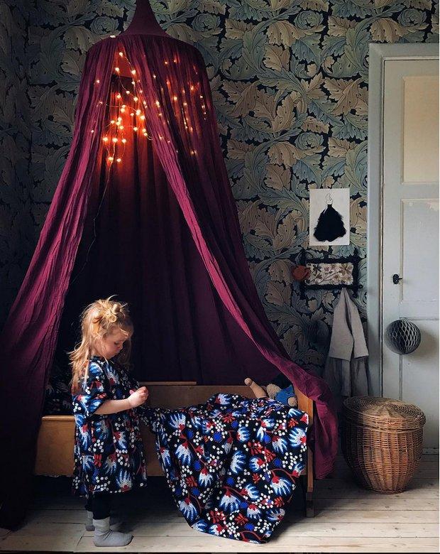 Фотография:  в стиле , Декор интерьера, Дом, Швеция, Гетеборг, Уильям Моррис – фото на INMYROOM